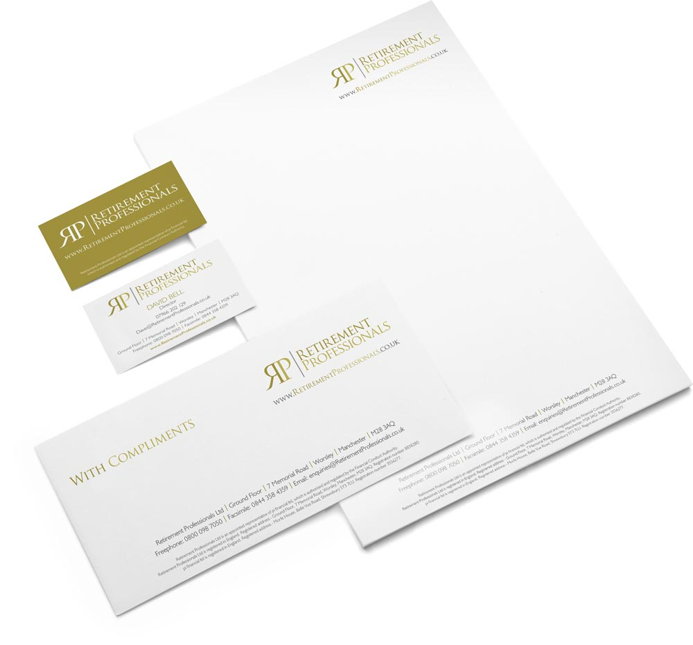 Business Card and Letterhead Printing | Bury |Manchester